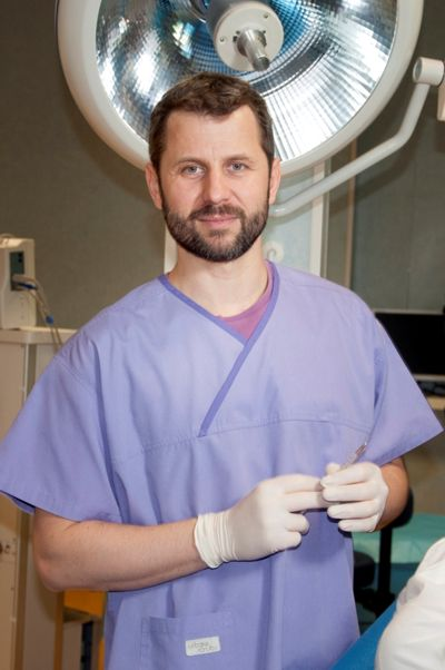 Doctor estetician Calin Dobos-Interviu
