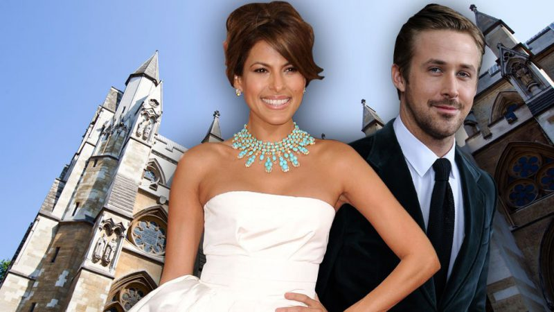 Eva Mendes si Ryan Gosling s-au casatorit in secret