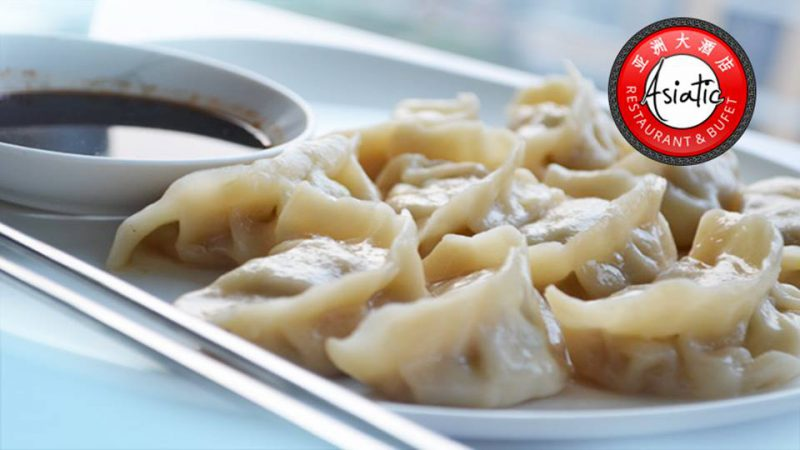Restaurant Asiatic recomanda colţunaşii chinezeşti!