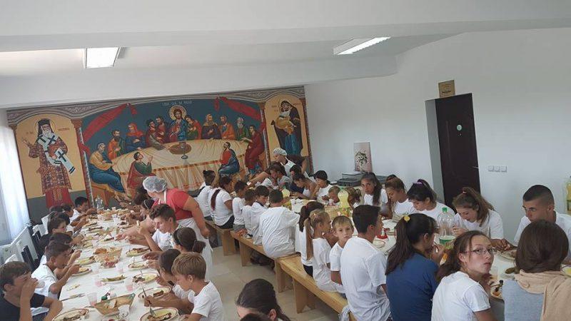 O Masa Calda, proiectul de suflet al Preotului Florin Danu!