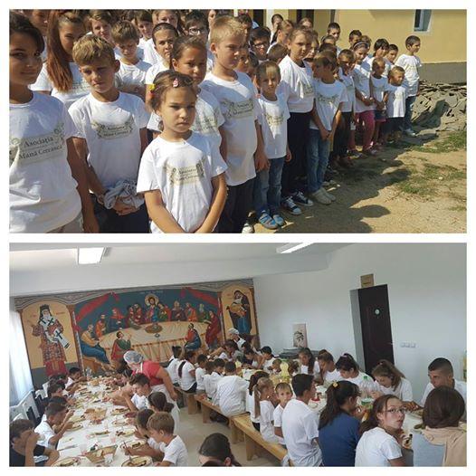 Incredibil! Cea mai mare dovada de dragoste. Ce a facut o femeie din Bucuresti pentru copii de la o asociatie.