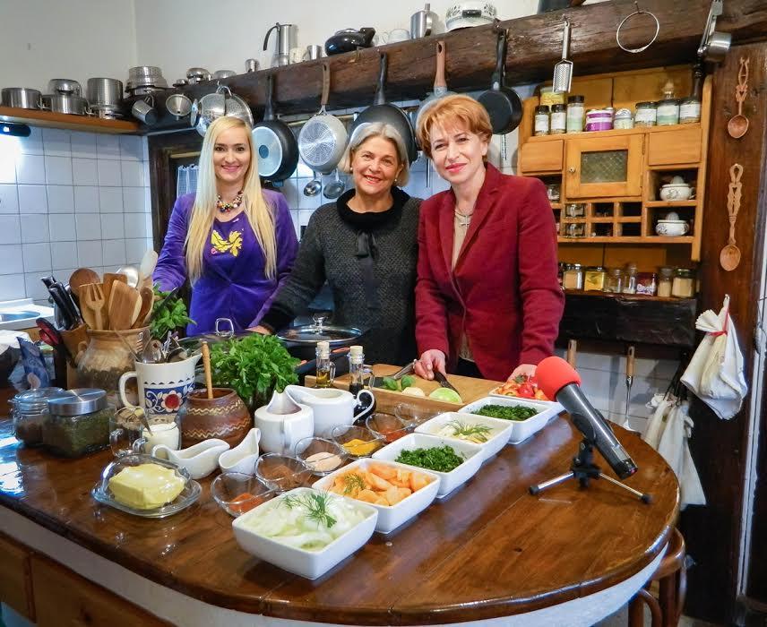 Cooking Show Albif Singura emisiune culinara autentica din Transilvaniei