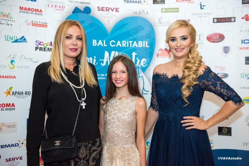 Doina Melinte, Mihai Leu, Dana Savuica, Monica Iagar, Crina Matei si Adela Diaconu au dăruit speranță copiilor cu autism din Braşov