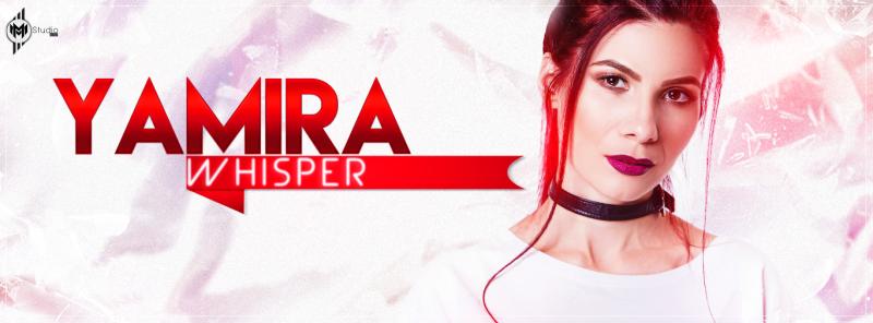 "Yamira lanseaza piesa ""Whisper"", a doua colaborare cu Deepside Deejays"