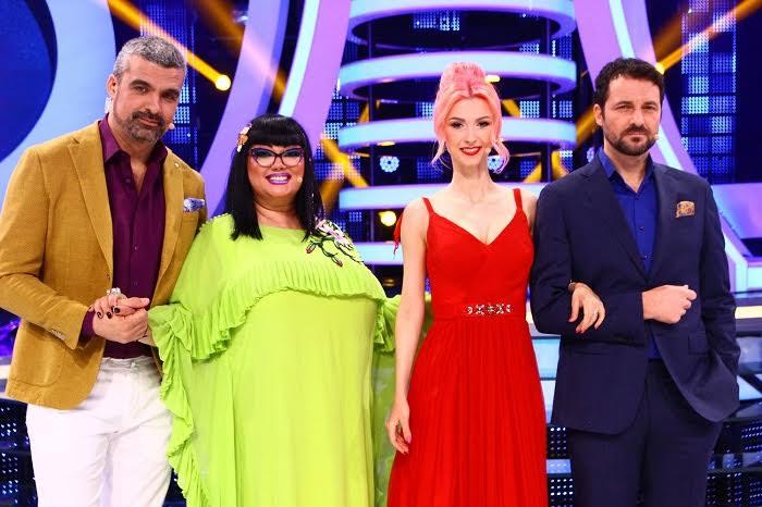 Romica Puceanu, Shakira, Pitbull, Fuego, Ștefan Hrușcă și Vasile Șeicaru la Antena 1