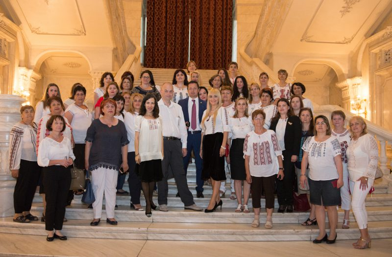 Ce au promovat femeile social-democrate din Brasov in Parlament