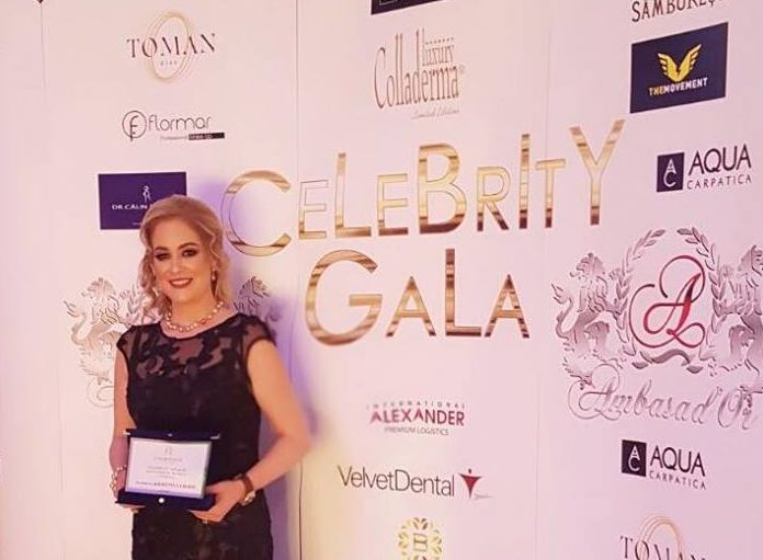 Conceptul Toman Diet premiat la Celebrity Awards.