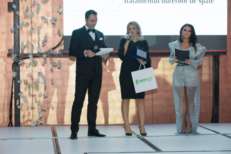 Velvet Dental premiat la Celebrity Awards
