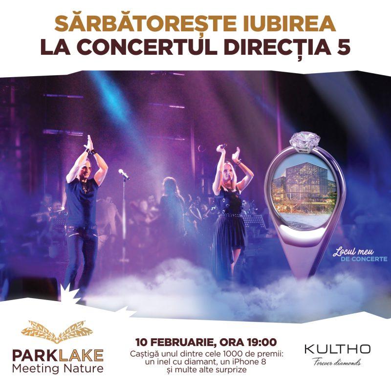 În luna februarie, iubirea este premiată la ParkLake!