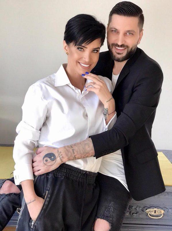 Adelina Pestrițu este însărcinată și se mărită