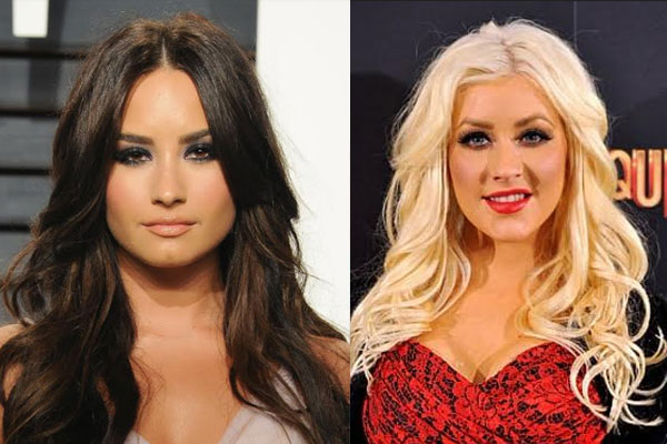 Fall in line, noul single Christina Aguilera si Demi Lovato