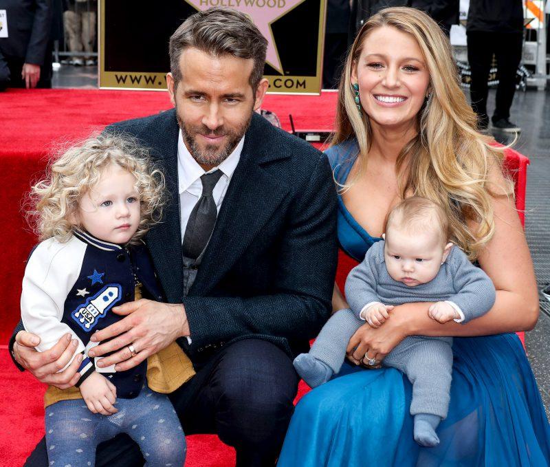 Ryan Reynolds şi Blake Lively aşteaptă al treilea copil
