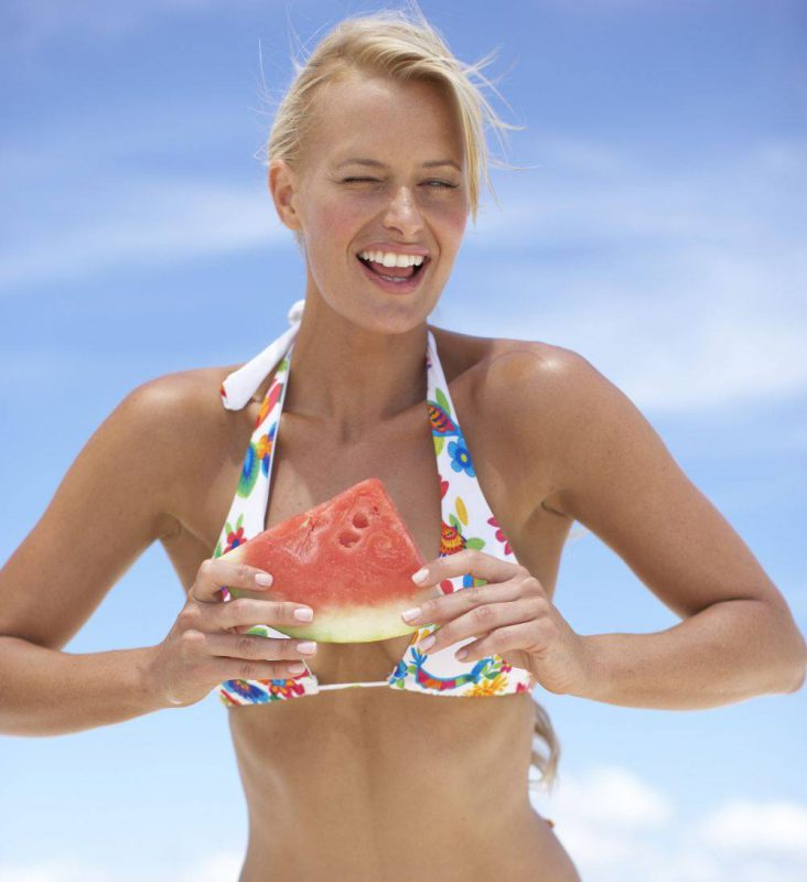 Slăbești rapid cu dieta cu pepene roșu! Cum se ține