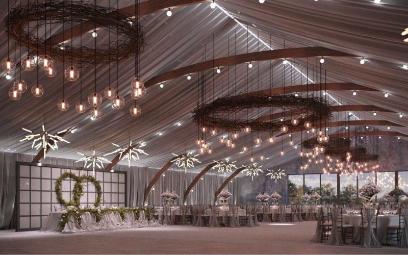 Cel mai spectaculos ballroom s-a deschis în București