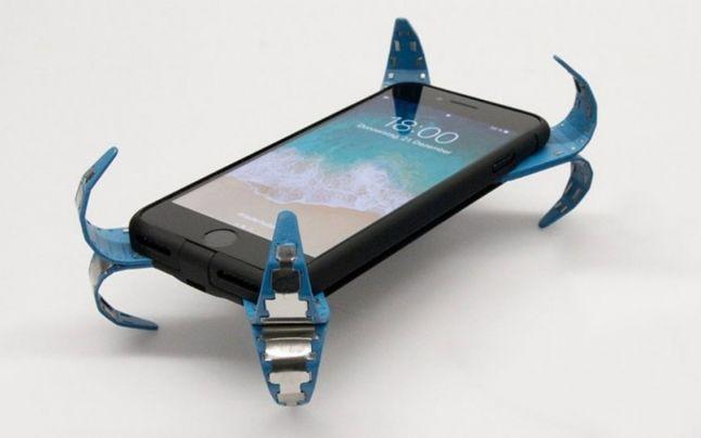 """S-a inventat """"airbag-ul"""" pentru smartphone"""