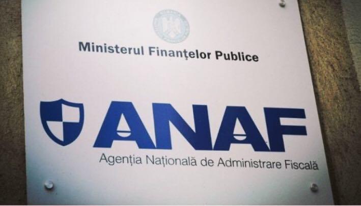 ANAF avertizează că nu transmite SMS-uri contribuabililor