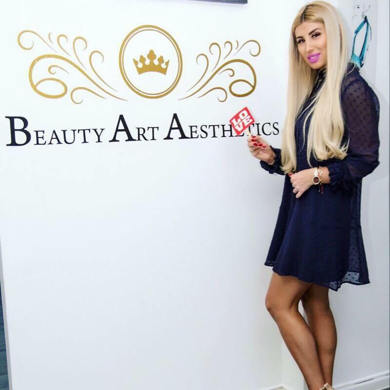 Mădălina Brândușescu deschide o nouă clinică de estetică