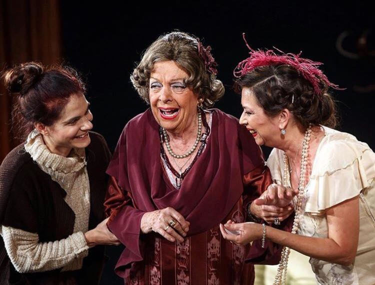 Actrița Ileana Stana Ionescu se retrage total de pe scenă