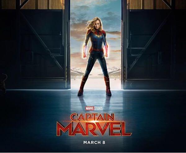A apărut primul trailer al filmului Captain Marvel
