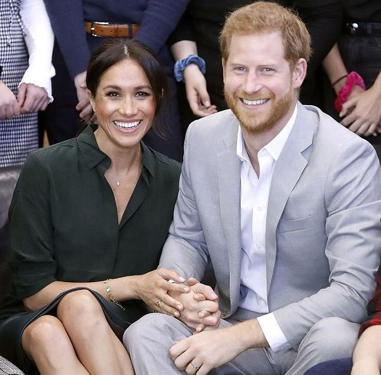 Prinţul Harry şi Meghan se mută în casă nouă