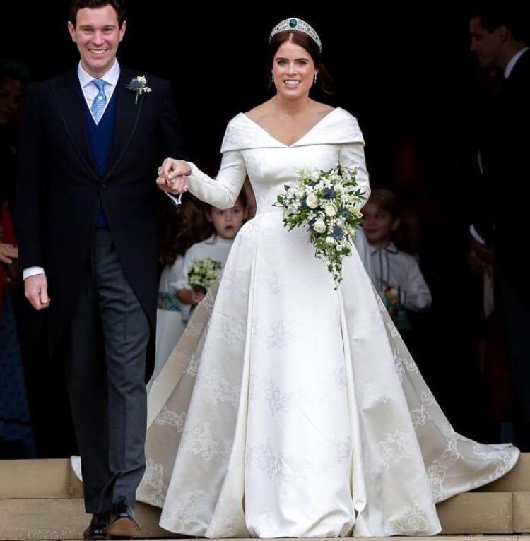 Invitați de top la nunta prinţesei Eugenie a Marii Britanii