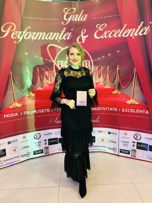 Mirela Vaida – cea mai indragita prezentatoare de reality-show din Romania!