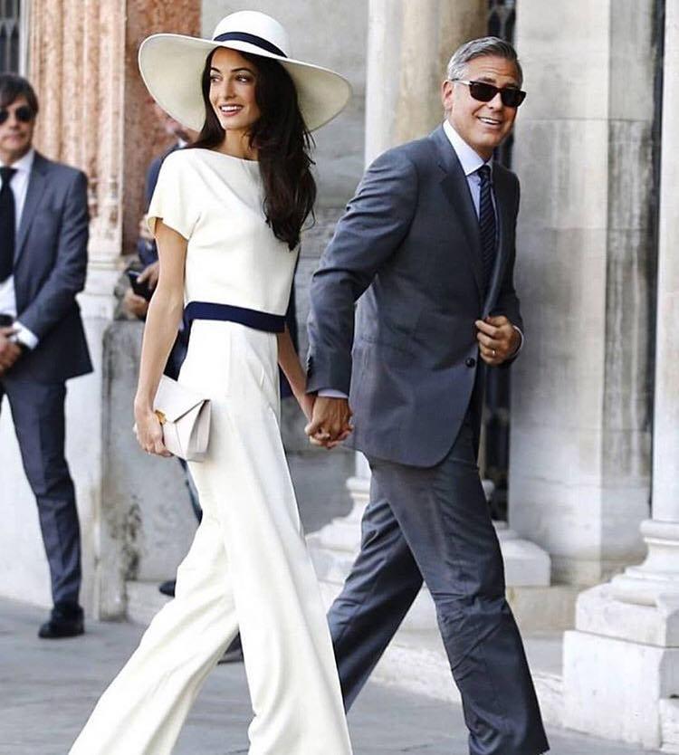 George Clooney şi soţia sa, Amal, se pregătesc de divorţ