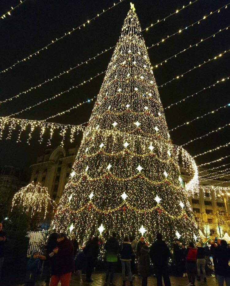 Start la Sărbători de iarnă, în Capitală!