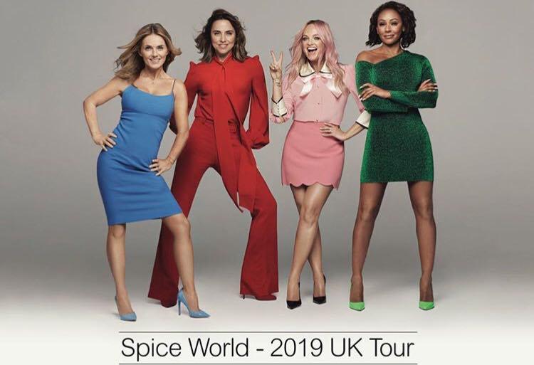 Fanii Spice Girls vor banii înapoi pe bilete