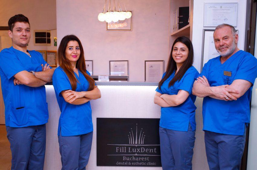 Fill LuxDent, noua clinică stomatologică, deschisă în Bucuresti