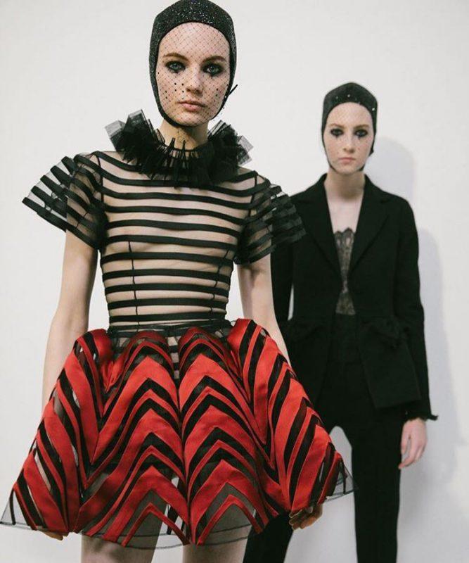 Noua colecţie Dior, inspirată de lumea circului