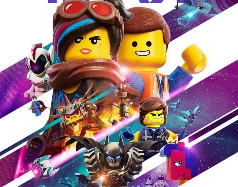 """""""Marea aventură Lego 2"""" intră în cinematografe"""