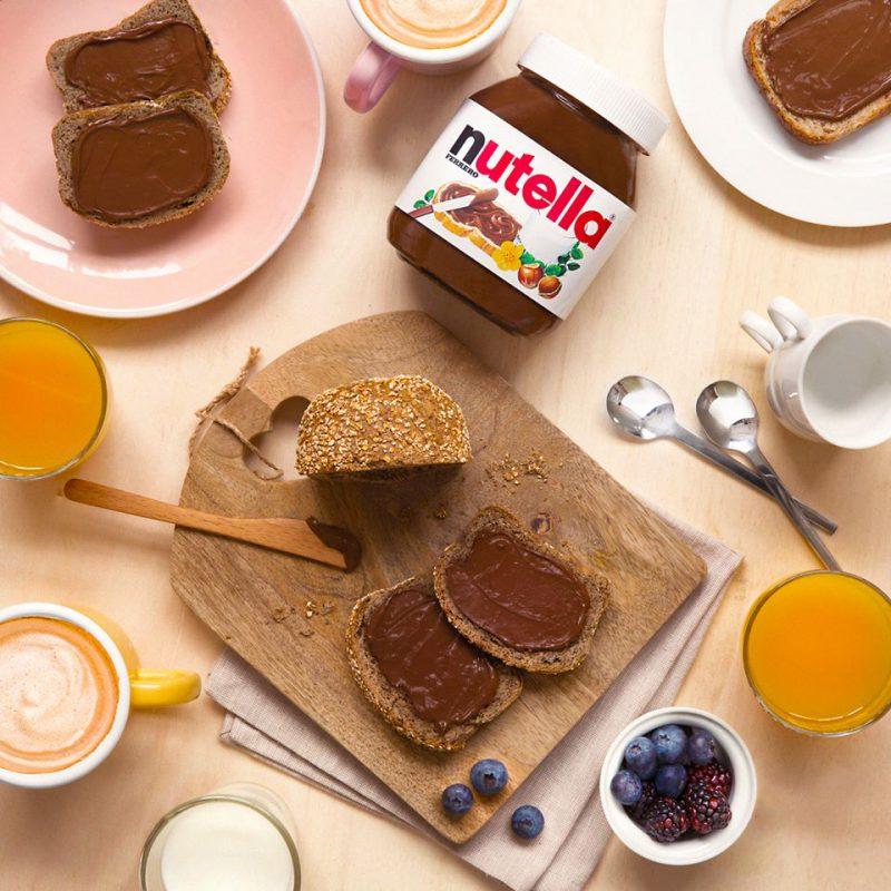 Fabrica de Nutella din Franța, închisă din cauza unei bacterii