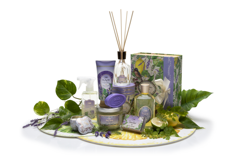 Noua colecție Sabon Limy Lavender – un mozaic al aromelor de primăvară!