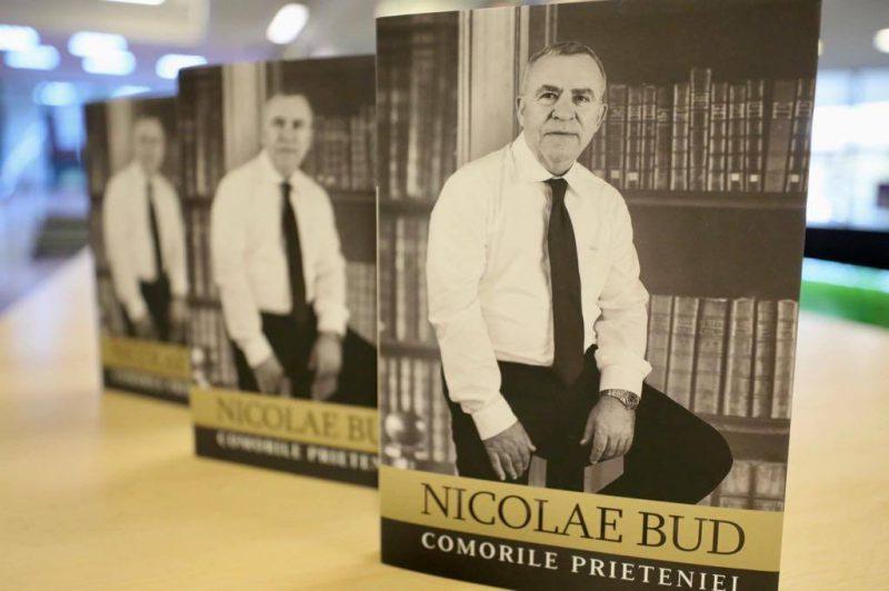 "Volumul ""Nicolae Bud – Comorile Prieteniei"", lansat la Academia Română"