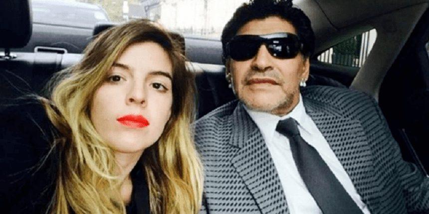 Maradona este din nou bunic. Are o nepoată