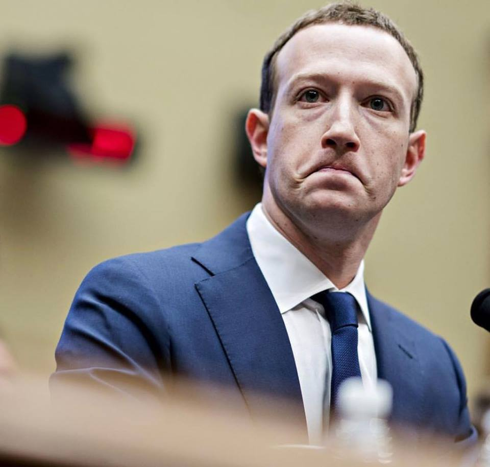 Suma cheltuită de Facebook pentru Mark Zuckerberg
