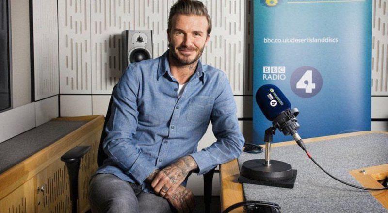David Beckham a rămas fără permis de conducere