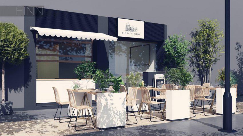 Doi arhitecți români au gândit restaurante inedite în Spania
