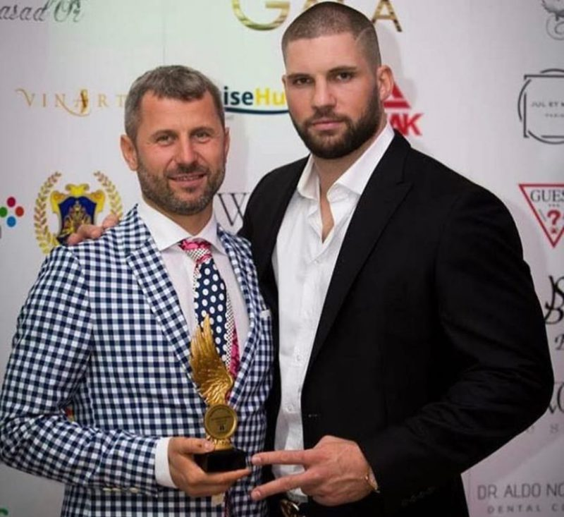 Dr. Călin Doboș, premiat la Health, Beauty &Lifestyle Awards