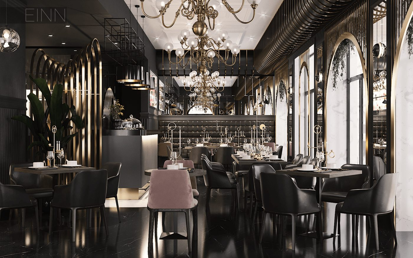 Tot ce trebuie să știi despre designul unui restaurant