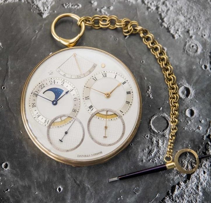 Un ceas de buzunar, vândut la Londra pentru o sumă record