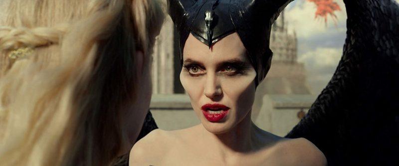 Angelina Jolie revine în octombrie în rolul Maleficent