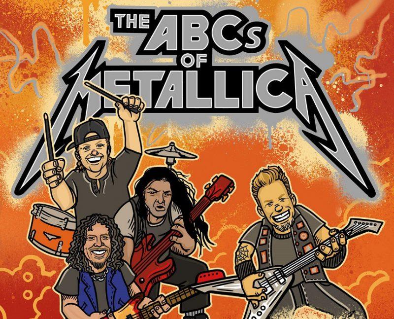 Metallica va lansa o carte pentru copii
