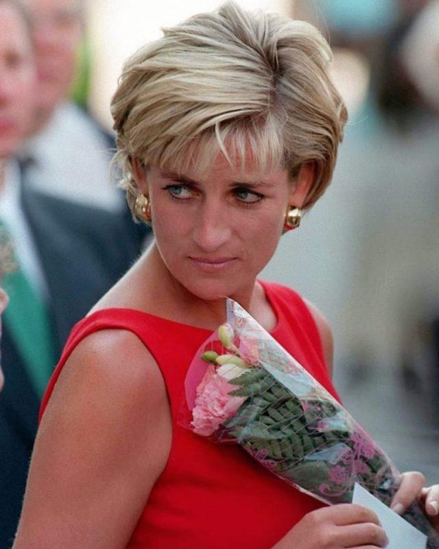 """Prinţesa Diana trebuia să joace în """"The Bodyguard"""""""