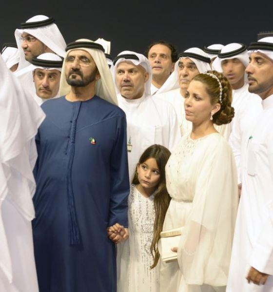 Soţia şeicului din Dubai a fugit cu 31 de milioane de lire