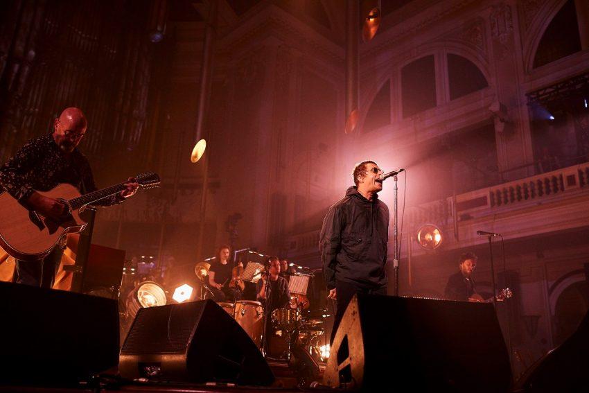 Liam Gallagher și-a anulat concertul de la Fall in Love