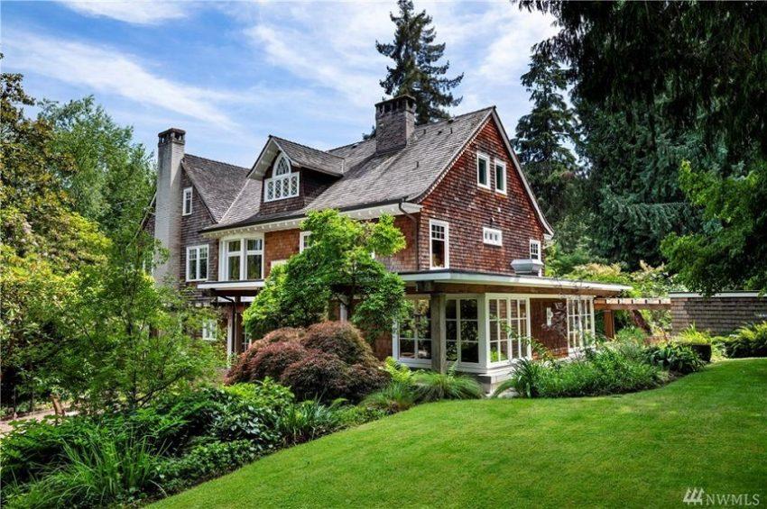 Casa în care s-a sinucis Kurt Cobain, scoasă la vânzare