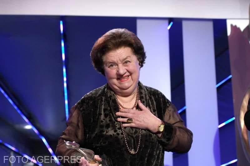 Tamara Buciuceanu-Botez, internată la Spitalul Elias