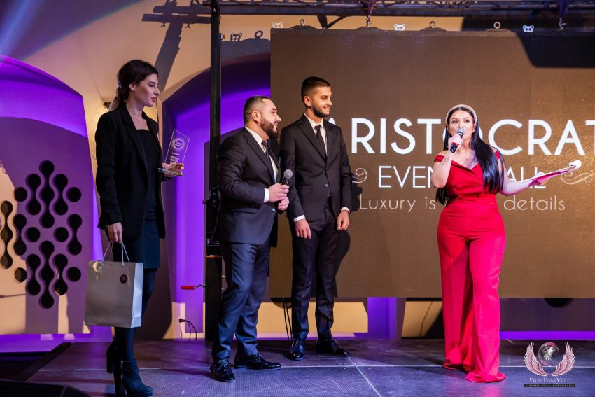 Arhitectii Flavius Ciocoiu și Andrei Marica premiati la Gala Barbati de Succes